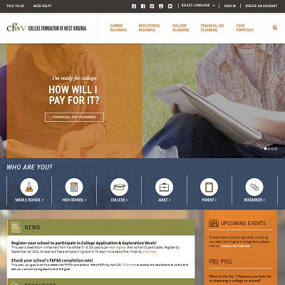CFWV.com Brochures and Guides
