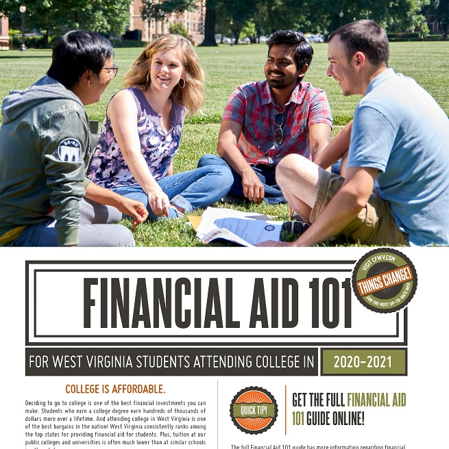 Financial Aid 101 Cover